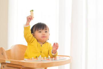 楽しく学ぶ赤ちゃん