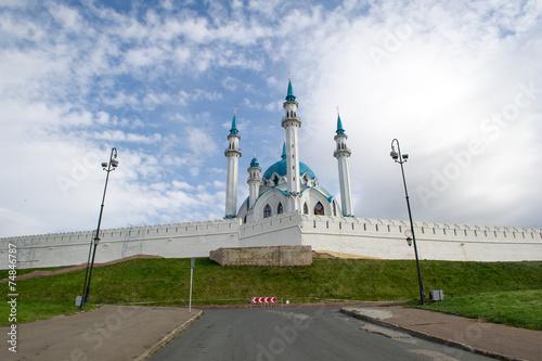 canvas print picture Kul-Scharif-Moschee in Kasan
