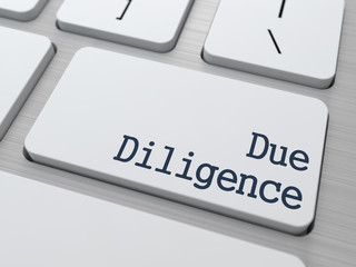 Due Diligence on Keyboard Button.