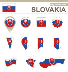 Slovakia Flag Collection