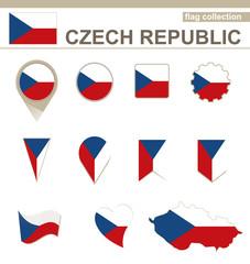 Czech Republic Flag Collection