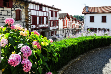 Village Aïnhoa pays basque