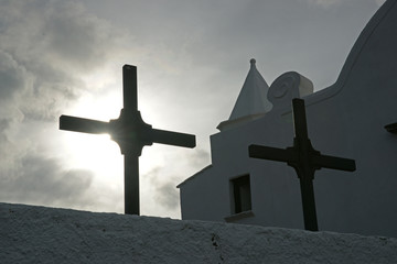 Kirche auf Ischia