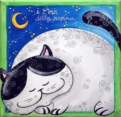 Fat Cat's Sleeping Time