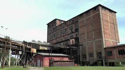 Courtyard Mine Michal Ostrava