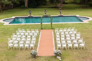 Wedding Decor Private Property