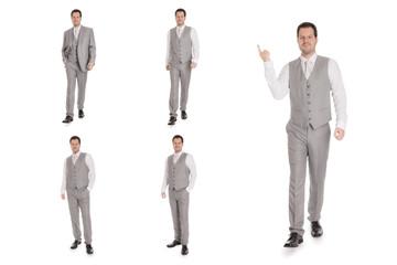 Businessman compilation