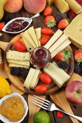formaggi e confetture