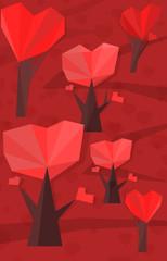 06 heart trees