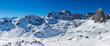 Mountain landscape in Tignes. - 74855777