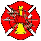 Firefighter Honor Badge