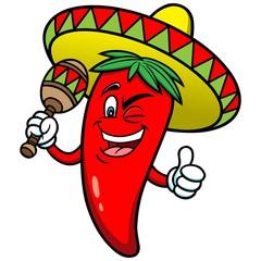 Festive Chili Pepper