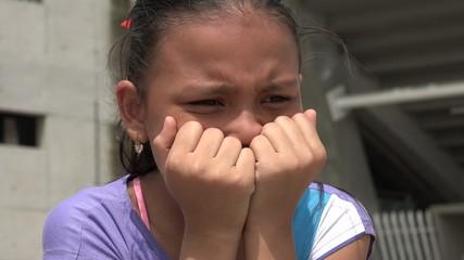 Angry Girl, Upset Youth, Anger