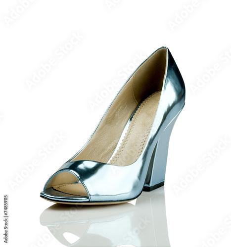 canvas print picture Fashionable women shoe