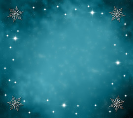 Multicolored collection christmas background. Bokeh and christma