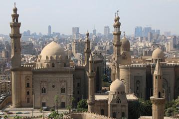 Mosque of Sultan Hassan. Cairo. Egipt.