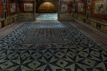 Room in Roman House