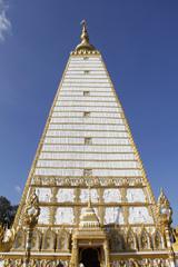 Tempelturm in Thailand