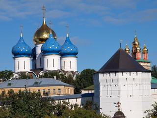 Orthodoxes Kloster in Sergijew Possad
