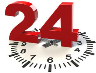 24 Uhr 24
