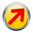 Button Pfeil gelb rot  #1417-06