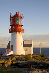 Lindesnes Lighthouse, Norway, Scandinavia