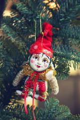 Christmas ornaments for Christmas trees