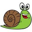 Garden Snail George - 74865519