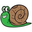 Garden Snail - 74865527