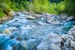 Rivière de montagne - 74867196