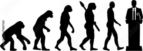 Politican Evolution - 74867361