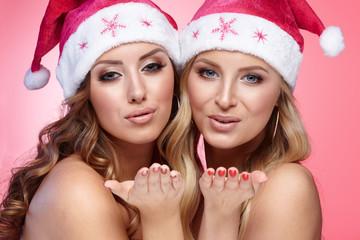 Christmas girlfriends
