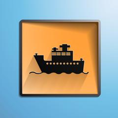 illustration: Icon ship