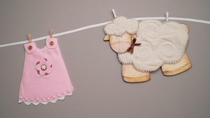 adornos para bebe