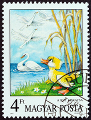 The Ugly Duckling, Hans Christian Andersen (Hungary 1987)