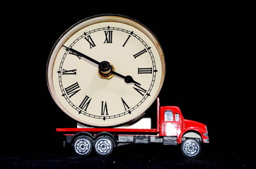 Time Transportation Concept