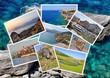 canvas print picture - corse - tourisme