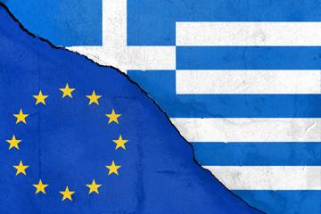 Bruch zwischen EU und Griechenland