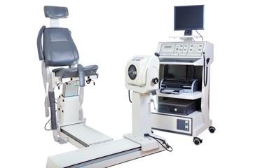 Scientific Human Sports Performance Assessment Machine. Modern T