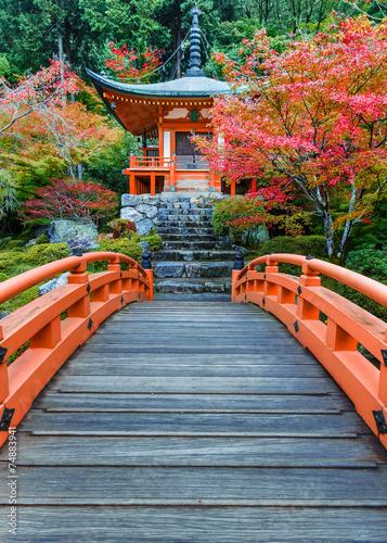 Foto op Plexiglas Japan Daigoji Temple in Kyoto