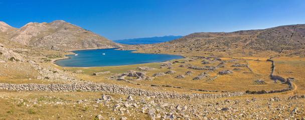 Island of Krk yachting bay
