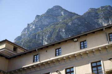 Riva del Garda, montagne