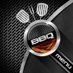 Barbecue Menu Design