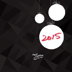 New 2015 Year Card