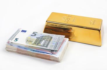 geld oder gold
