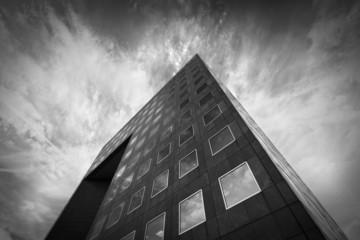 Office building in London, UK.