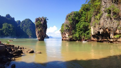 Thailand James Bond Island