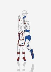 giocatori basket