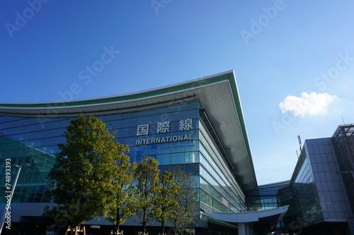 Keuken foto achterwand Luchthaven 羽田空港