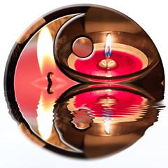 yin yang, massage, bien-être
